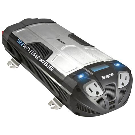 1500 Watt Power Inverter energizer 1500 watt power inverter 578294 power