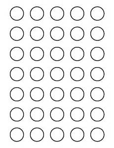 printable 9 inch circle template crafts circle pattern and circles on
