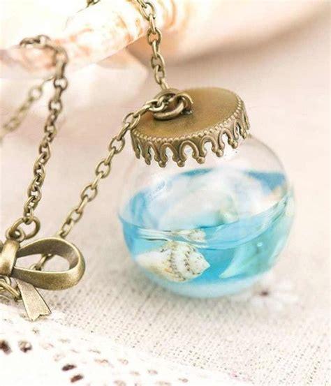 Mermaid Necklace mermaid tears necklace mermaid