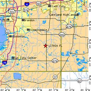 lithia florida map lithia florida fl population data races housing