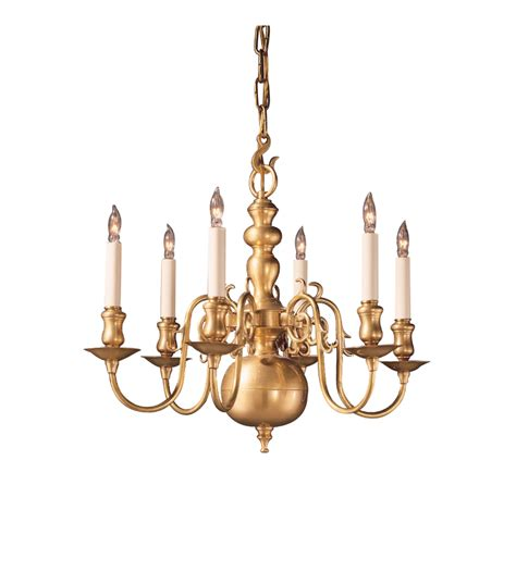 Colonial Brass Chandelier Wildwood Ls 247 Colonial Brass Chandelier In Antique Brass Foundrylighting
