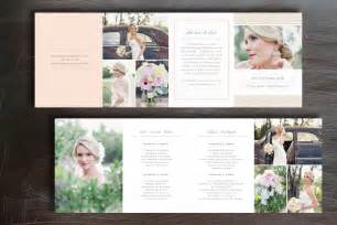 pricing guide photography brochure templates on creative