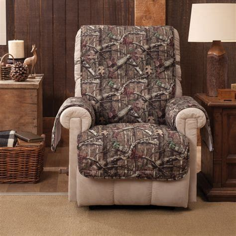 mossy oak up infinity recliner furniture protector