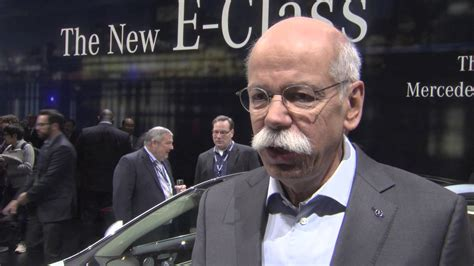 mercedes ceo exclusive dr dieter zetsche daimler ceo