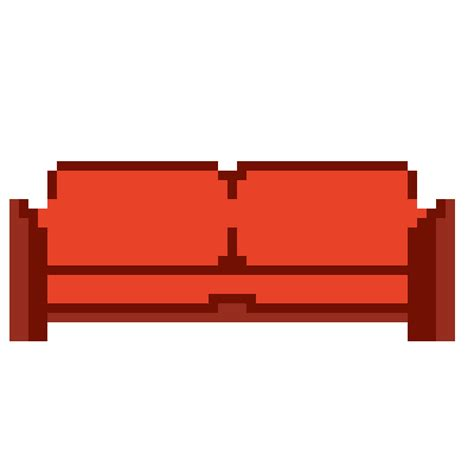 Pixel Couch | pixel couch by captaintoog