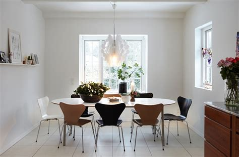 danish design home decor danish house with christmas dining room for winter 2013