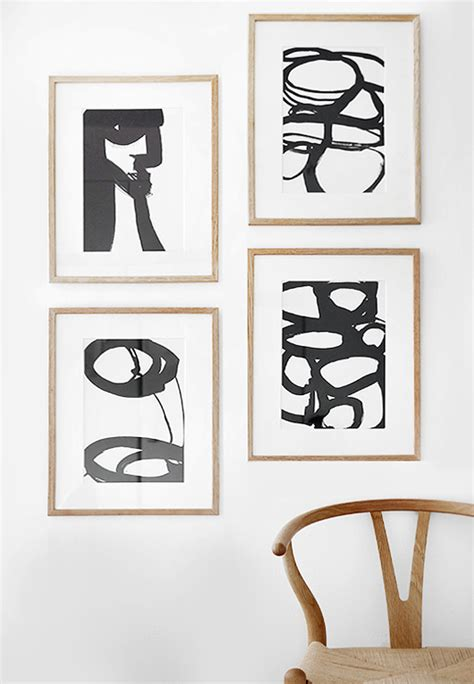 black and white photography wall art ideas siblings trendenser