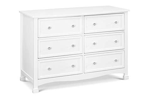davinci 6 drawer dresser white davinci kalani 6 drawer double wide dresser white
