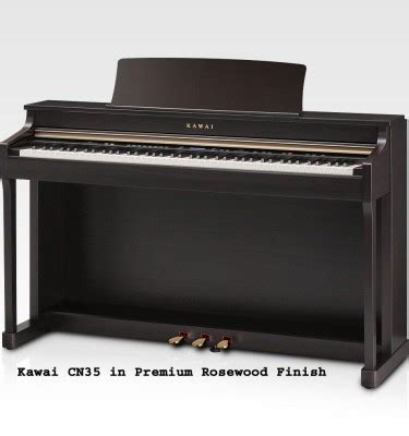 Digital Piano Kawai Cn25 Rosewood atlanta used pianos