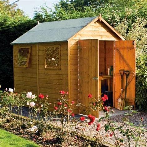 Erecting A Garden Shed by Simply Log Cabins September 2014