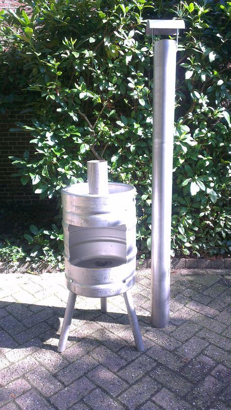 keg chiminea keg pit stainless steel tig welding