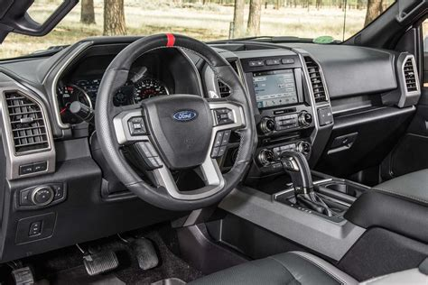 ford raptor interior 2017 2017 ford f 150 raptor test velocity raptor motor