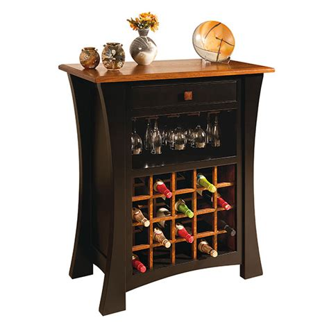 Wine Cabinet Furniture by Amish Wine Cabinets Amish Furniture Shipshewana