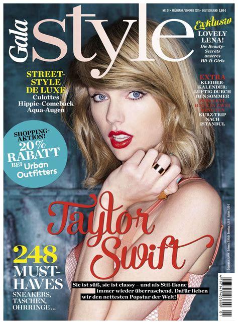 gala style magazine summer 2015 - Style Magazine