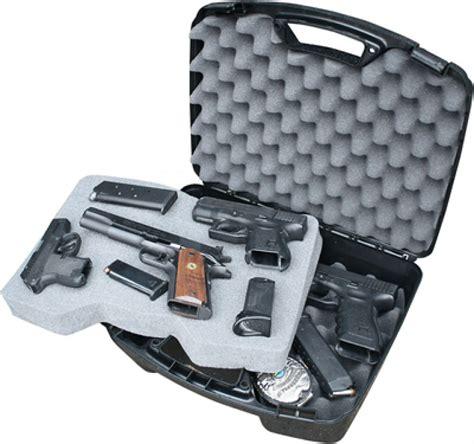 Caliber Borsa mtm valigetta porta pistole handgun cases 4 pistole 811