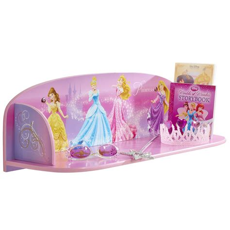 disney princess booktime mdf book shelf new ebay