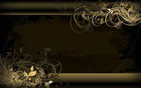 gold and black black and gold vintage wallpaper wallmaya com
