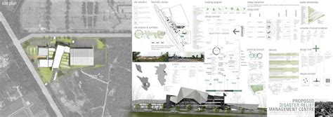 Landscape Architecture Vision Statement Piei S Portfolio Proposed Disaster Relief Management
