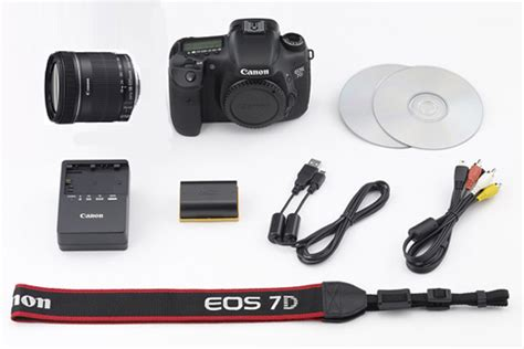 Kamera Canon Eos 7d Kit Ef S 18 135mm jual harga canon eos 7d kit ii ef s18 135is