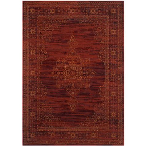 6 by 8 foot rugs safavieh serenity ruby gold 8 ft 6 in x 12 ft area rug ser210b 9 the home depot