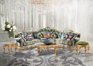 gallery of germain a arredo salotto divano classico
