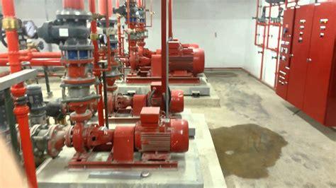 sprinkler room sprinkler pumproom