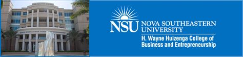 Nsu Mba Admission by Graduate Business College Programs