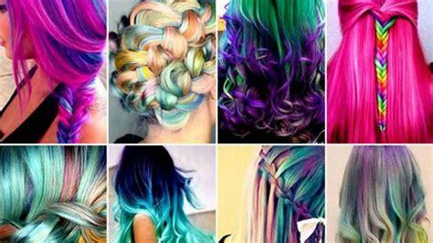 colorimetria tendencias 2016 cabello unicornio el nuevo estilo que podr 237 a convertirse
