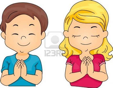 imagenes niños rezando ni 241 os orando en caricatura imagui