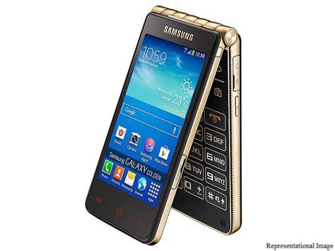 samsung galaxy golden  android flip phone specs leak