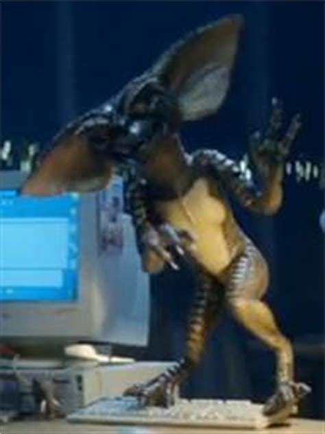 Gremlins In The Computer by Dancing Gremlin Jpg