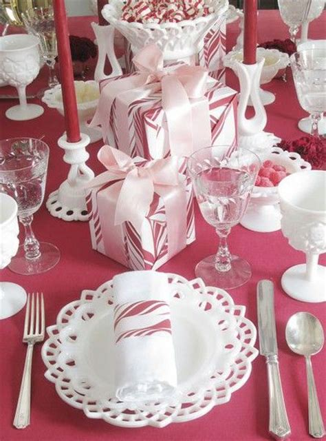 top 100 christmas table decorations tablecloths white