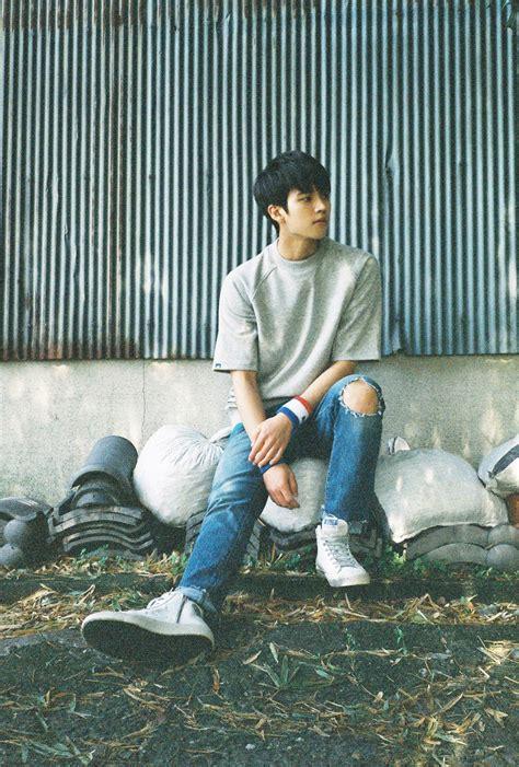 Nam Woohyun Infinite Write by Twenty2 Infinite S Woohyun S Quot Write Quot 1st Mini Album
