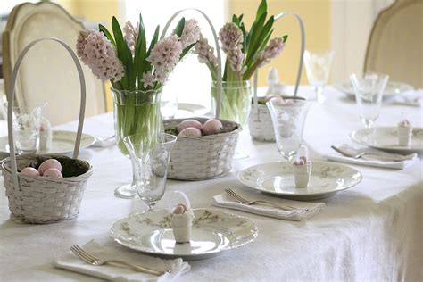 Easter Table Settings by Easter Table Setting Ideas Wenderly