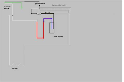 bt  thermofresh electrical schematic needed