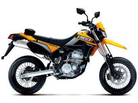 modifikasi motor mobil gambar kawasaki d tracker x 250 cc