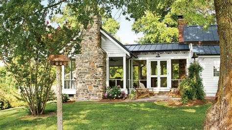 Historic Victorian House Plans by Before And After Farmhouse Remodel Southern Living