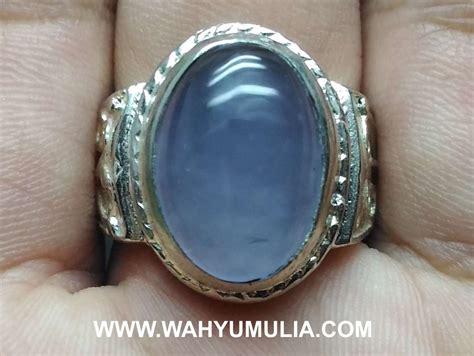 Spirtus Baturaja batu cincin akik biru spirtus baturaja asli kode 590