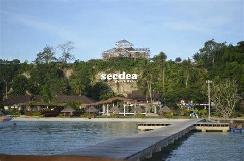 secdea resort samal island map infinity pool picture of secdea resort samal
