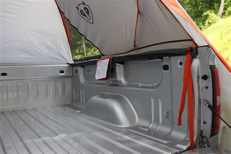 standard truck bed size rightline gear 110750 full size standard bed truck tent 5 5