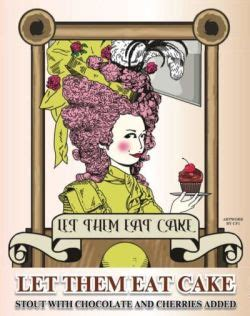 Let Them Eat Cake Or Bathe In It At Least 2 by J Wakefield Let Them Eat Cake
