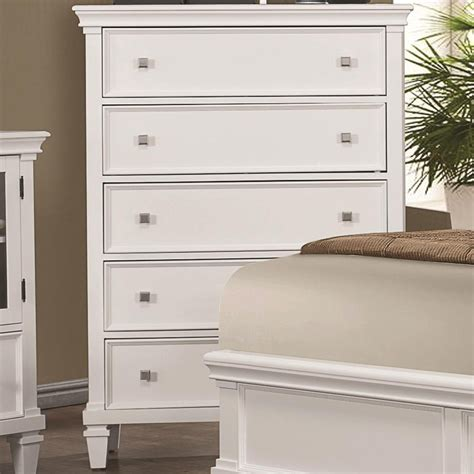 White Chest Of Drawers by Bedroom Furniture White Wooden Chest Of Drawers Jitco