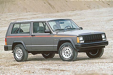 jeep 1990s 1990 96 jeep consumer guide auto