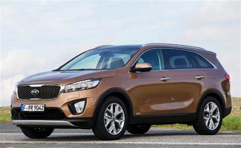 Kia Suvs Reviews 2017 Kia Sorento Review And Perfomance 2018 2019 Car