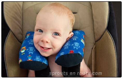 Toddler Travel Pillow by Ser Baby Travel Pillow Tutorial Diy