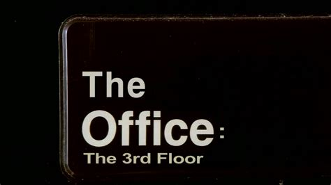 the office the 3rd floor webseries the webby awards