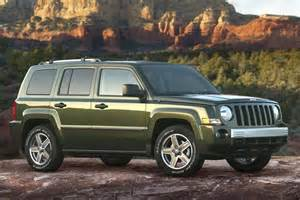 is the jeep patriot a car 2009 jeep patriot used car review autotrader