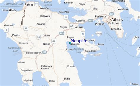 regional map local map detailed map nauplia tide station location guide