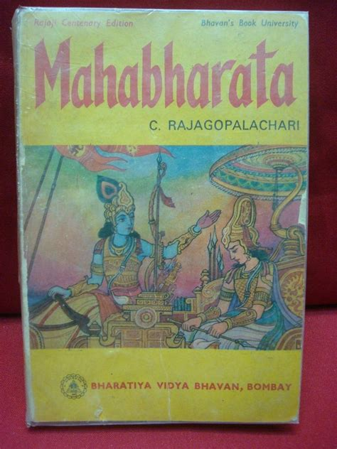 Mahabharata C Rajagopalachari ramayana mahabharata