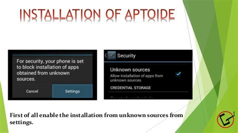 aptoide how to install aptoide install